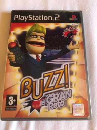Buzz El Gran Reto Ps2