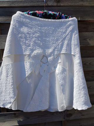 jupe blanche ZAPA 42