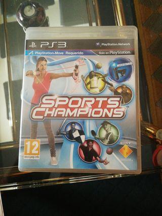 juego ps3 sports chanpions