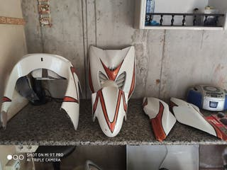 Pastas Yamaha aerox