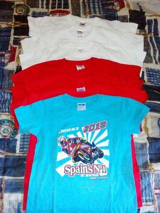 camiseta corta de moto de jerez 2016 , 2017 , 2018