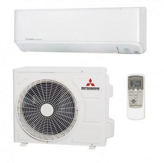 Aire acondicionado mitsubishi Inverter 7 unidades