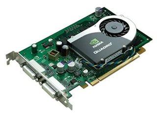 Tarjeta gráfica NVIDIA Quadro FX 570