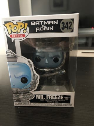 FUNKO POP - MR. FREEZE (BATMAN Y ROBIN)