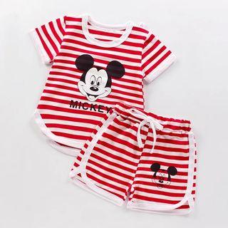 conjunto niños bebé nuevo Mickey