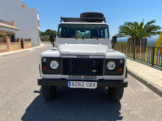 Land Rover defender td5 9plazas