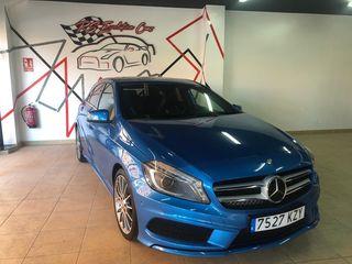 Mercedes clase a 200cdi amg
