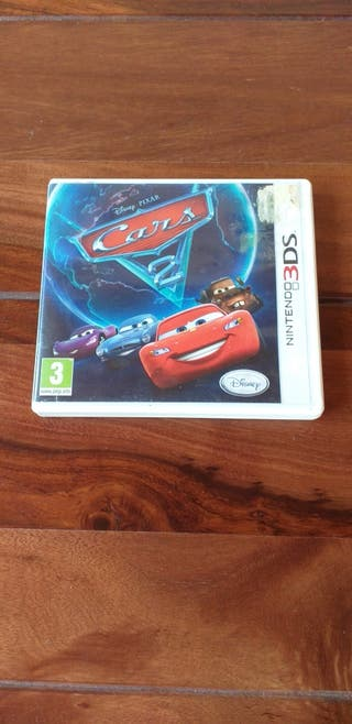 Juego Cars Nintendo 3Ds