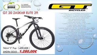GT 20 ZASKAR ELITE 29 talla L