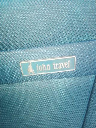 Trolley grande marca John travel