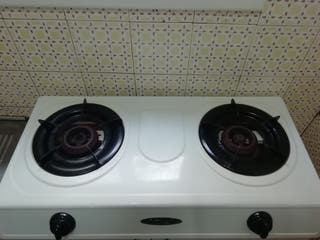 cucina bombola riduttor poco uso
