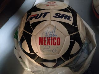 BALON FIRMADO REAL MADRID 92-93