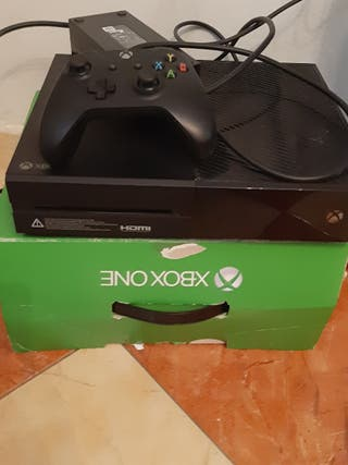 xbox one con el forza 3 y dos juegos más