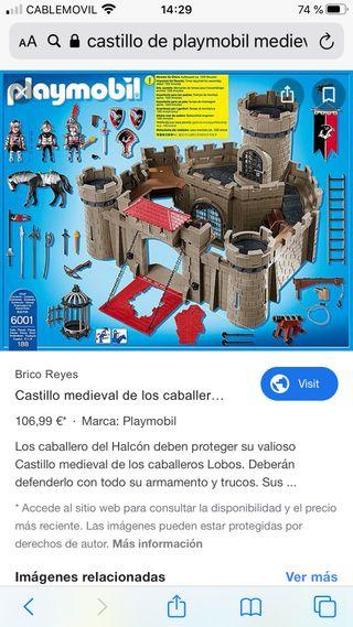 Castillo Medieval Play Móvil