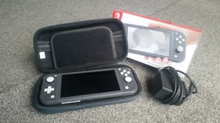 Nintendo Switch Lite Grey (collection only)
