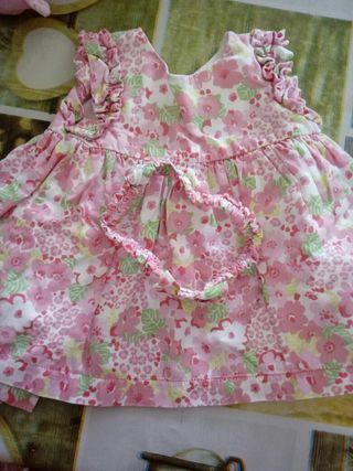 Vestido Mayoral para verano niña
