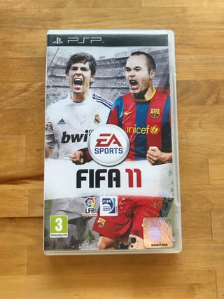 Videojuego FIFA 11