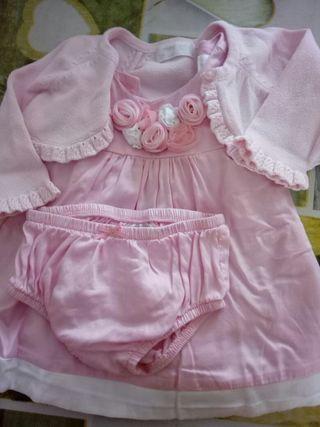 Vestido de verano para niña.