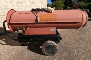 CAÑON CALEFACTOR GASOIL 65, 9 KW