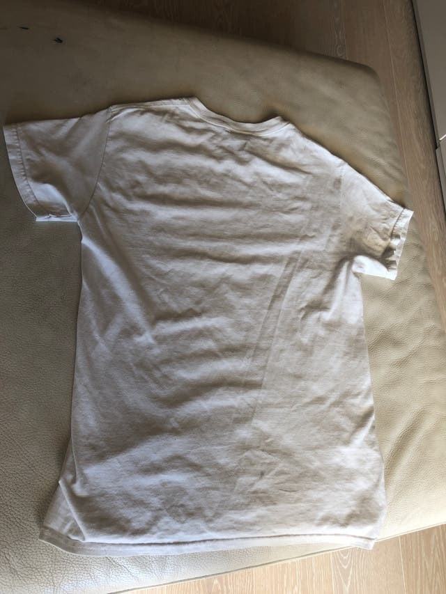 Camiseta cañera de thrasher!