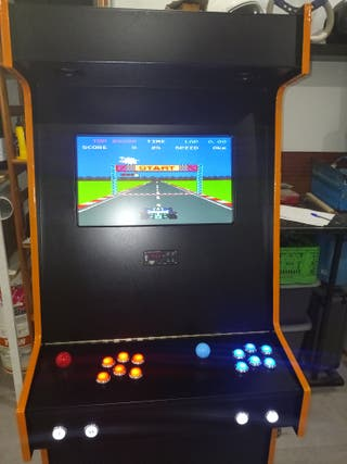 maquina recreativa bartop