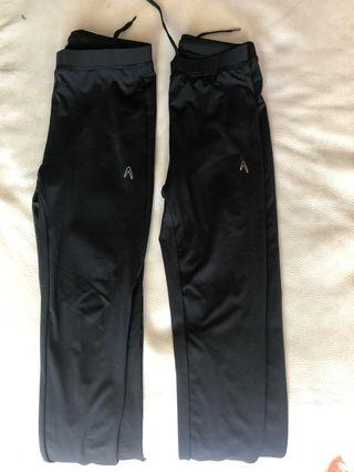 Dos leggings para los mas futbolistas
