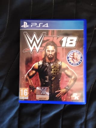 W2K 18 PS4