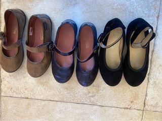 Zapatos niña número 28 de marca