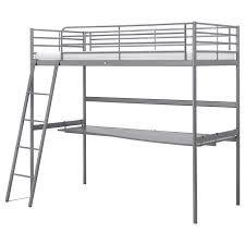 Ikea cama Svarta con escritorio
