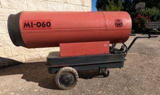 CAÑON CALEFACTOR GASOIL 60 KW