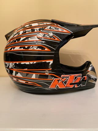 Casco enduro o cross KTM
