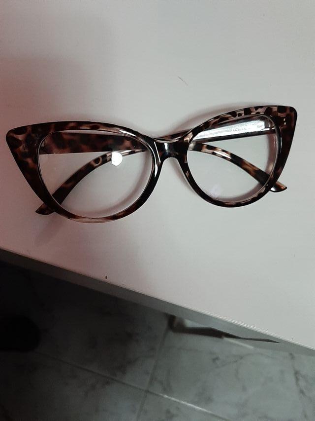 gafas ojo de gato leopardo
