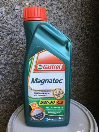 Aceite Castrol 5w30 C3 Magnatec 1 Litro