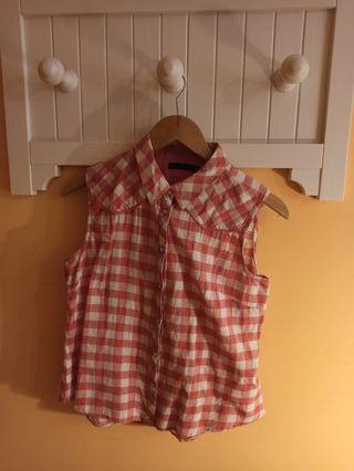 Agradecido Encogerse de hombros Especificidad  Camisas rojas de segunda mano en Illescas en WALLAPOP