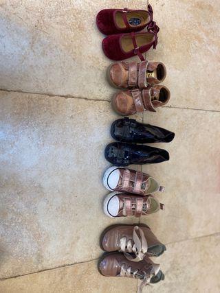 Zapatos niña talla 24 de marc