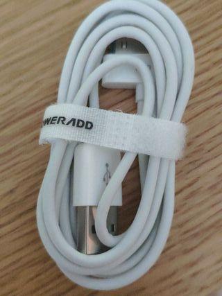 Cable Apple Certificado - Poweradd
