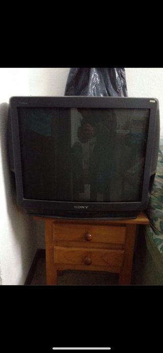 TV Sony de tubo