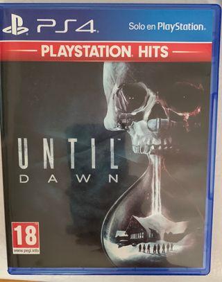 Until down PS4
