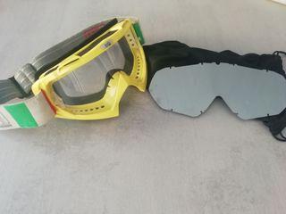 gafas de motocross o descenso