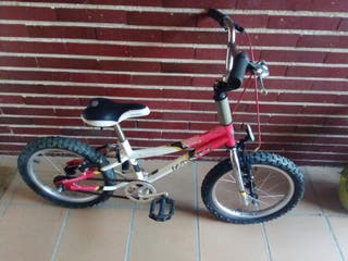 Bicicleta Monty infantil 3 a 5 años