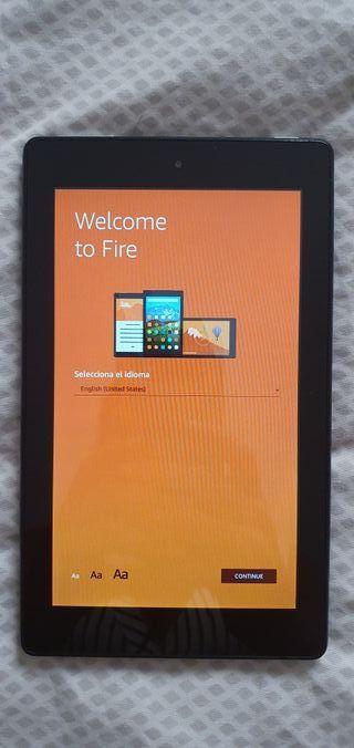Tableta Fire 7 de Amazon