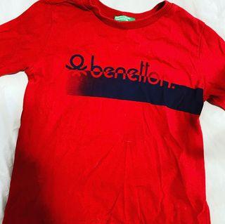 Camiseta y camisa Benetton