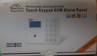 Alarma Camtronics x 250 GSM