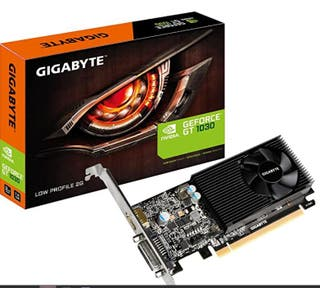 Tarjeta Gigabyte NVIDIA GT-1030 Perfil Bajo