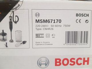Accesorios Batidora Bosch Ergomixx MSM67170