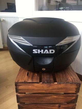 Top Case/Maleta SHAD SH39 negra