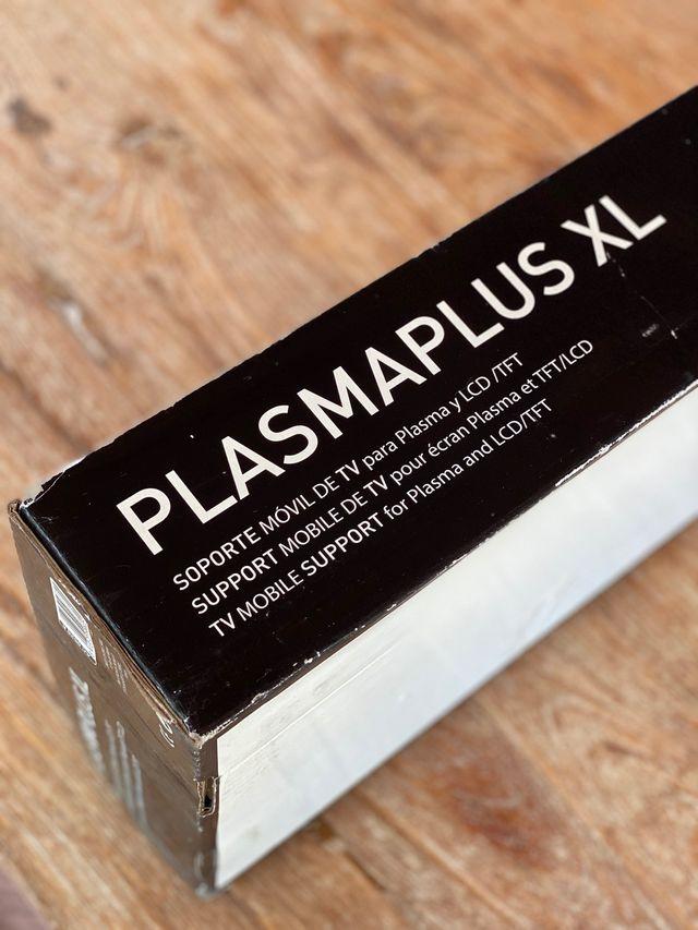 Soporte móvil para TV y plasma