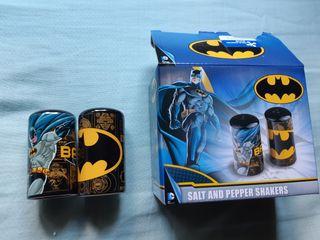 Salero y Pimentero de Batman