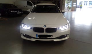 BMW 320 xDrive 184 F31 4x4. Nov 2914