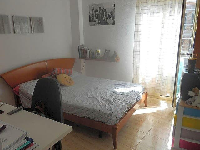 Piso en alquiler en La Goleta - San Felipe Neri en Málaga (Málaga, Málaga)